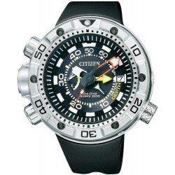 Reloj para Hombre Citizen Promaster Aqualand BN2021-03E Profundímetro