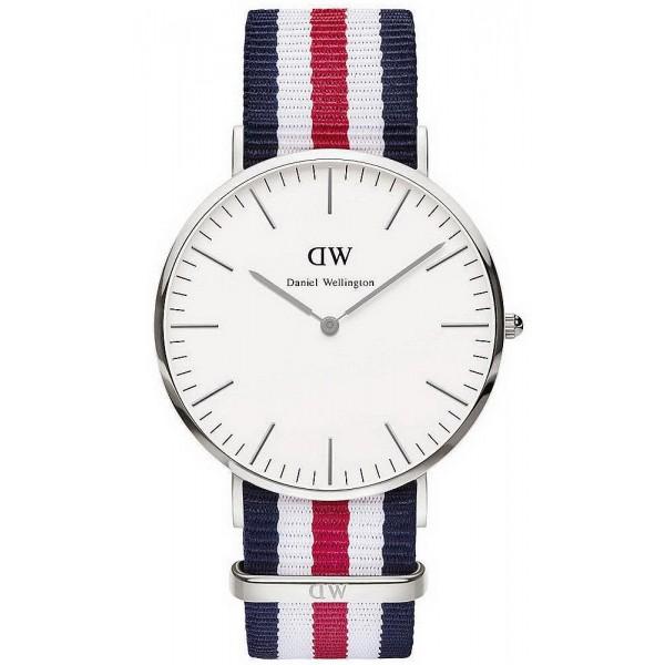 Comprar Reloj Daniel Wellington Hombre Classic Canterbury 40MM DW00100016