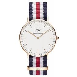 Comprar Reloj Daniel Wellington Unisex Classic Canterbury 36MM DW00100030