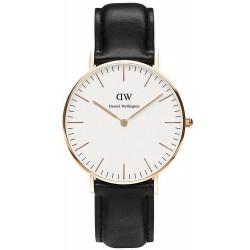 Reloj Daniel Wellington Unisex Classic Sheffield 36MM DW00100036