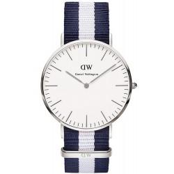 Reloj Daniel Wellington Unisex Classic Glasgow 36MM DW00100047