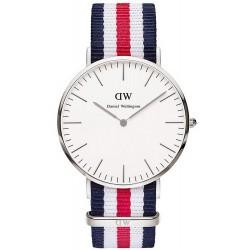 Reloj Daniel Wellington Unisex Classic Canterbury 36MM DW00100051