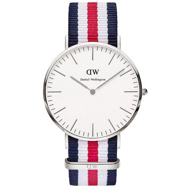 Comprar Reloj Daniel Wellington Unisex Classic Canterbury 36MM DW00100051