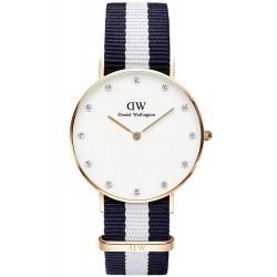 Reloj Daniel Wellington Mujer Classic Glasgow 34MM DW00100078
