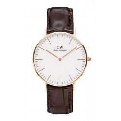 Comprar Reloj Daniel Wellington Unisex Classic York 36MM DW00100038