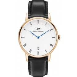 Reloj Daniel Wellington Unisex Dapper Sheffield 34MM DW00100092