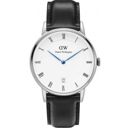Comprar Reloj Daniel Wellington Unisex Dapper Sheffield 34MM DW00100096