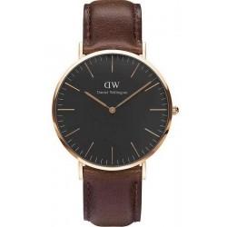 Comprar Reloj Daniel Wellington Hombre Classic Black Bristol 40MM DW00100125