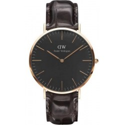 Reloj Daniel Wellington Hombre Classic Black York 40MM DW00100128