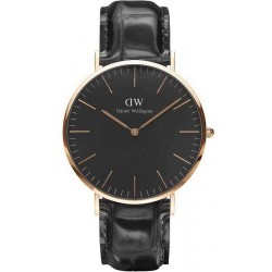 Comprar Reloj Daniel Wellington Hombre Classic Black Reading 40MM DW00100129
