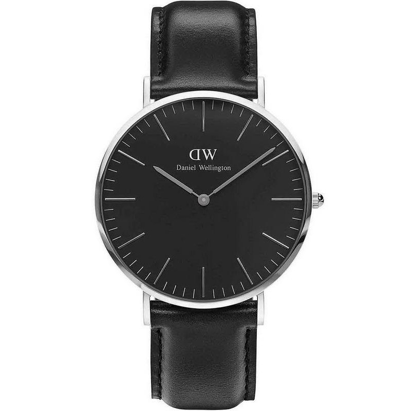 Reloj Daniel Wellington Hombre Classic Black Sheffield 40MM DW00100133 63126bb51bc