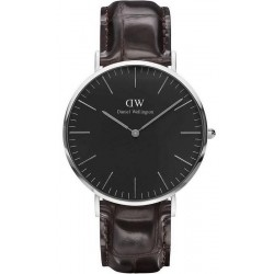 Reloj Daniel Wellington Hombre Classic Black York 40MM DW00100134