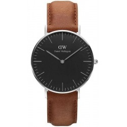 Comprar Reloj Daniel Wellington Unisex Classic Black Durham 36MM DW00100144