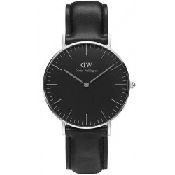 Comprar Reloj Daniel Wellington Unisex Classic Black Sheffield 36MM DW00100145