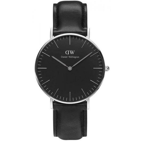 Comprar Reloj Daniel Wellington Unisex Classic Black Sheffield 36MM DW00100145