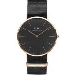 Reloj Daniel Wellington Hombre Classic Black Cornwall 40MM DW00100148
