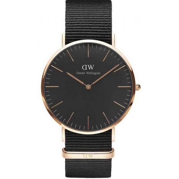 Comprar Reloj Daniel Wellington Hombre Classic Black Cornwall 40MM DW00100148