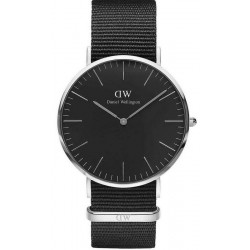 Reloj Daniel Wellington Hombre Classic Black Cornwall 40MM DW00100149