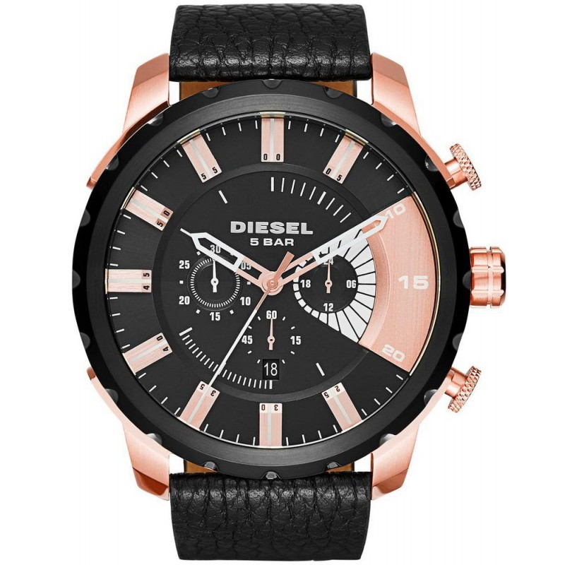d98acbdfb5e3 Reloj para Hombre Diesel Stronghold DZ4347 Cronógrafo - Joyería de Moda