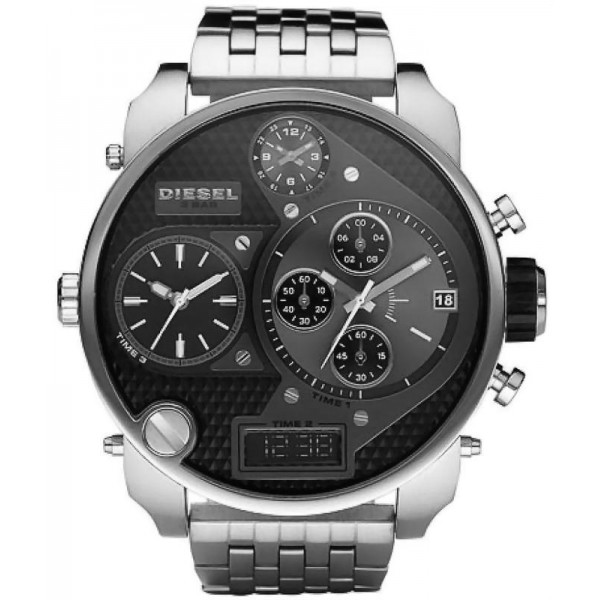Comprar Reloj para Hombre Diesel Mr. Daddy Cronógrafo 4 Zonas Horarias DZ7221
