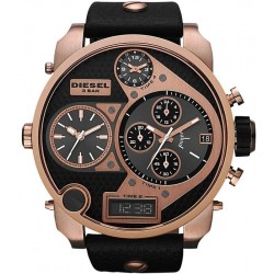 Reloj para Hombre Diesel Mr. Daddy DZ7261 Cronógrafo 4 Zonas Horarias