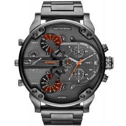 Reloj para Hombre Diesel Mr. Daddy 2.0 DZ7315 Cronógrafo 4 Zonas Horarias