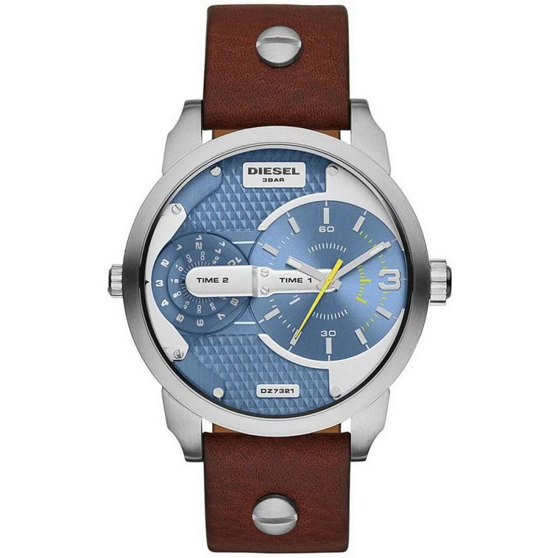 b6356da73368 Reloj para Hombre Diesel Mini Daddy DZ7321 Dual Time - Joyería de Moda