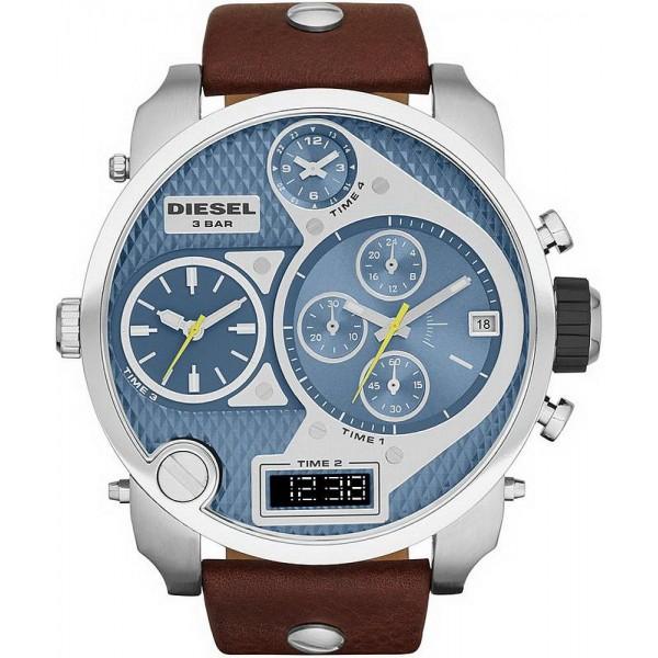 Comprar Reloj para Hombre Diesel Mr. Daddy DZ7322 Cronógrafo 4 Zonas Horarias