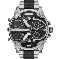 Reloj para Hombre Diesel Mr. Daddy 2.0 DZ7349 Cronógrafo 4 Zonas Horarias