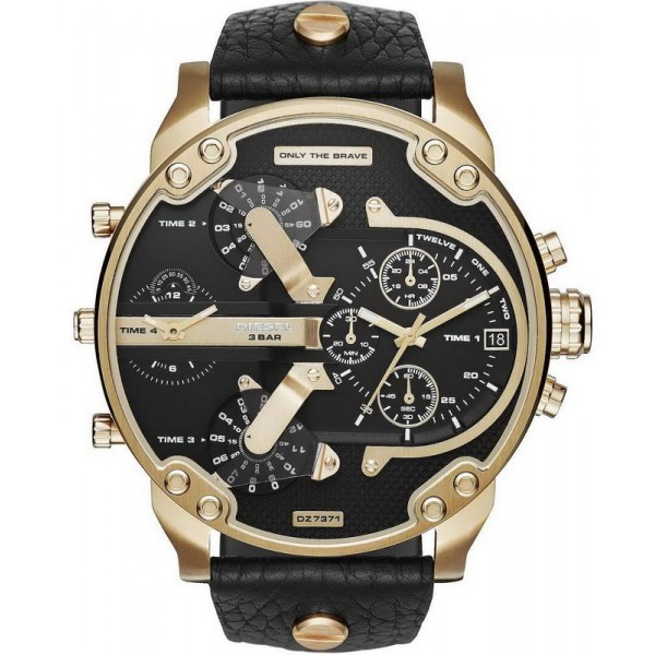 Comprar Reloj para Hombre Diesel Mr. Daddy 2.0 DZ7371 Cronógrafo 4 Zonas Horarias