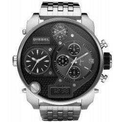 dc1ee1dfa06c Reloj para Hombre Diesel Mr. Daddy DZ7221 Cronógrafo 4 Zonas Horarias