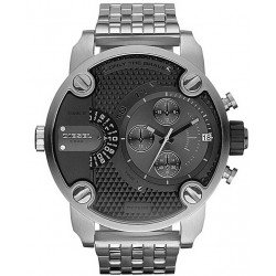 Comprar Reloj para Hombre Diesel Little Daddy DZ7259 Cronógrafo Dual Time