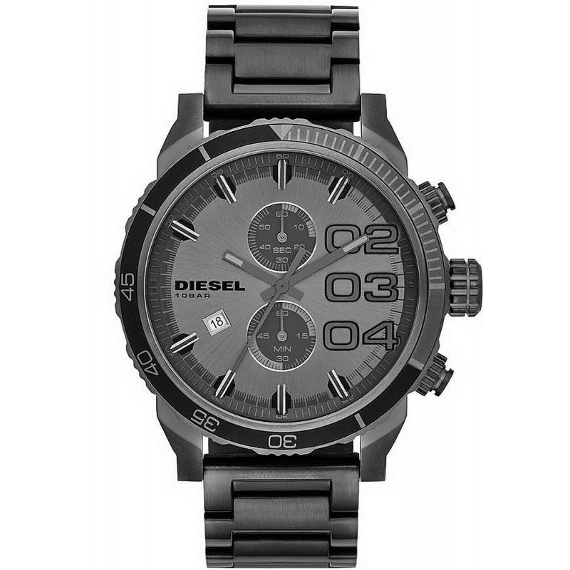 dae8766f7860 Reloj para Hombre Diesel Double Down 48 DZ4314 Cronógrafo - Joyería ...