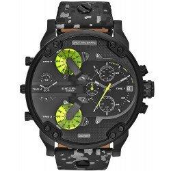 Reloj para Hombre Diesel Mr. Daddy 2.0 DZ7311 Cronógrafo 4 Zonas Horarias