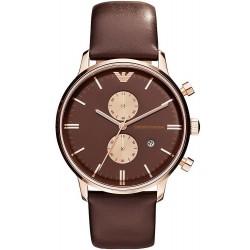 Reloj Emporio Armani Hombre Gianni Cronógrafo AR0387