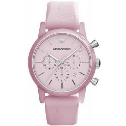 Reloj Emporio Armani Mujer Luigi Cronógrafo AR1056
