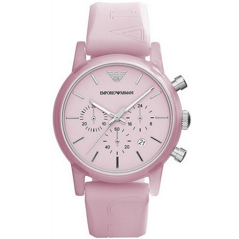 85302bea71c8 Reloj Emporio Armani Mujer Luigi AR1056 Cronógrafo - Joyería de Moda