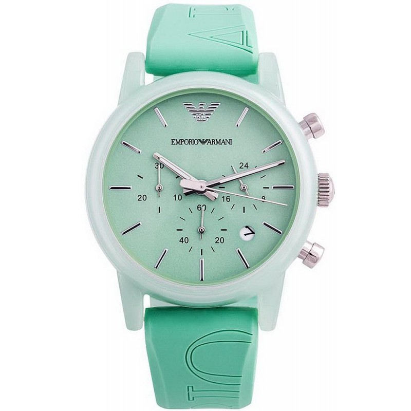 26a67355613f Reloj Emporio Armani Mujer Luigi AR1057 Cronógrafo - Joyería de Moda