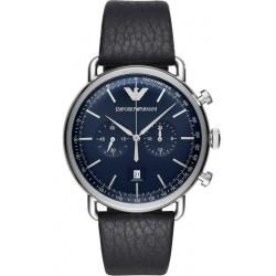 Comprar Reloj Emporio Armani Hombre Aviator AR11105 Cronógrafo