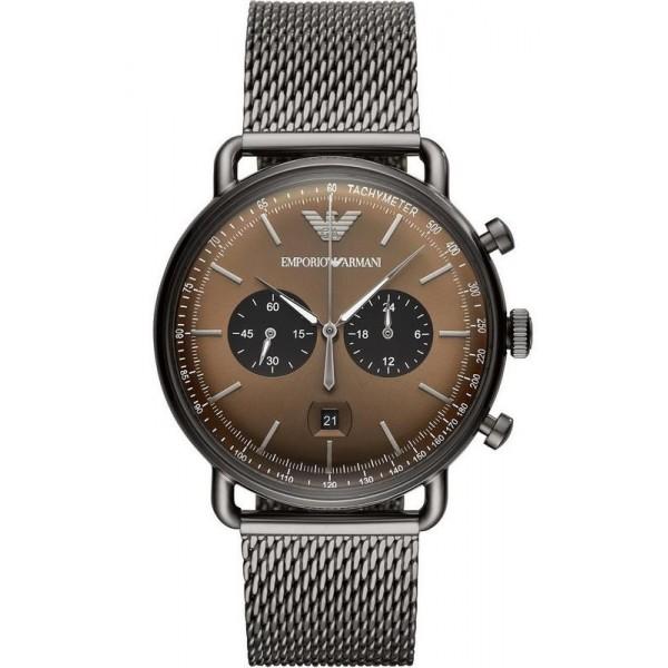 Comprar Reloj Emporio Armani Hombre Aviator AR11141 Cronógrafo