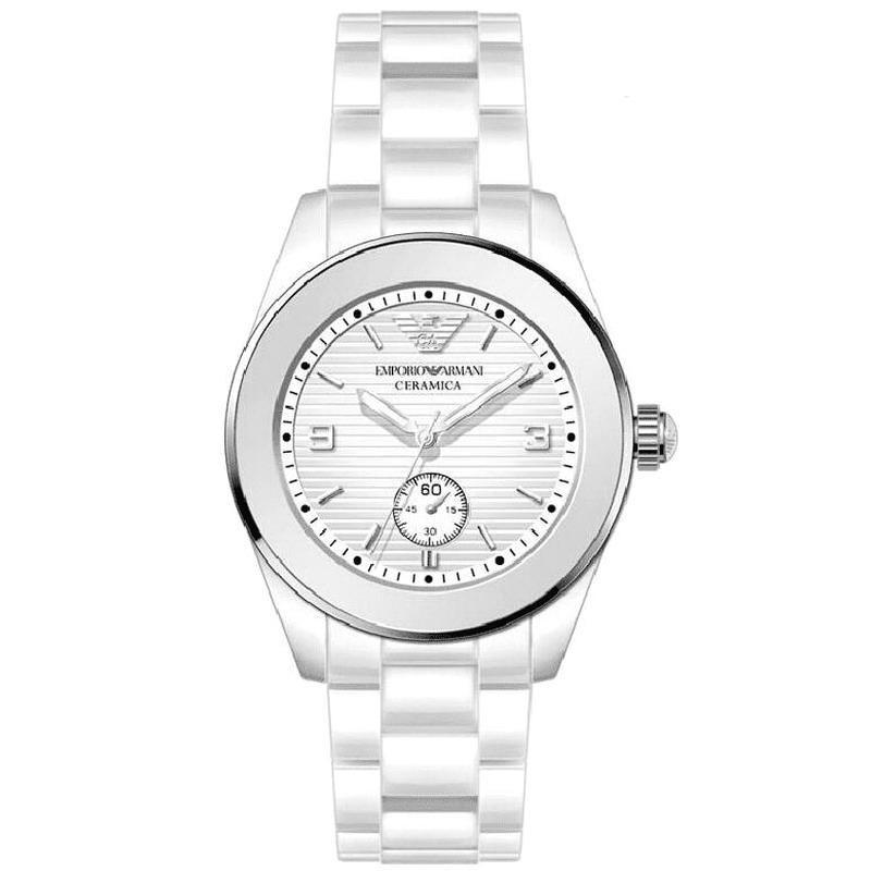 3a2e17e60bde Reloj Emporio Armani Mujer Ceramica AR1425 - Joyería de Moda