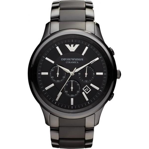 Comprar Reloj Emporio Armani Hombre Ceramica AR1451 Cronógrafo