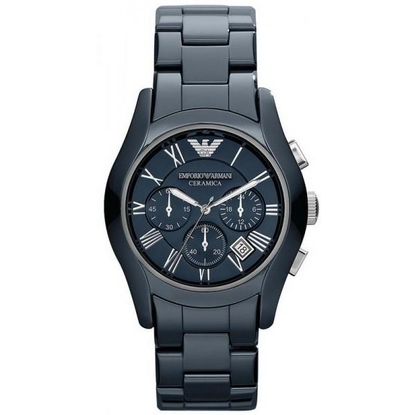 Comprar Reloj Emporio Armani Hombre Ceramica AR1469 Cronógrafo