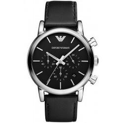 Reloj Emporio Armani Hombre Luigi AR1733 Cronógrafo