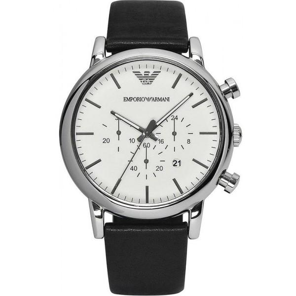 Comprar Reloj Emporio Armani Hombre Luigi AR1807 Cronógrafo
