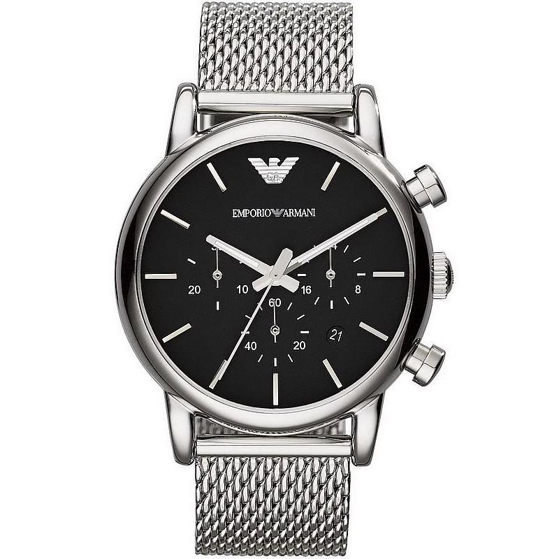 3528b005fc8c Reloj Emporio Armani Hombre Luigi AR1811 Cronógrafo - Joyería de Moda