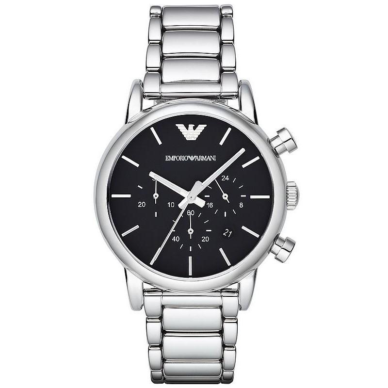 d2c80e949ba2 Reloj Emporio Armani Hombre Luigi AR1853 Cronógrafo - Joyería de Moda