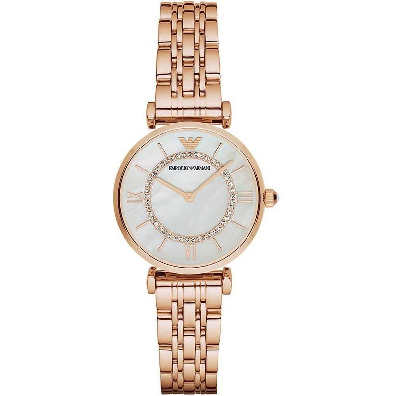 b5ea1413e7cd Reloj Emporio Armani Mujer Gianni T-Bar AR1909 - Joyería de Moda