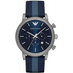 Reloj Emporio Armani Hombre Luigi AR1949 Cronógrafo