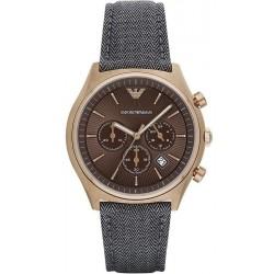 Comprar Reloj Emporio Armani Hombre Zeta AR1976 Cronógrafo